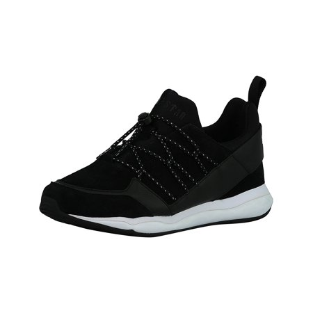 098ade339 Puma Men's Cell Bubble X Trapstar Black / White Ankle-High Suede Running  Shoe ...