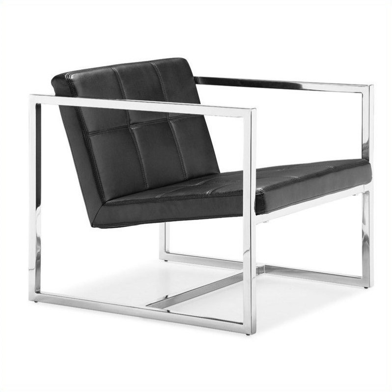 Zuo 500074 Carbon Chair