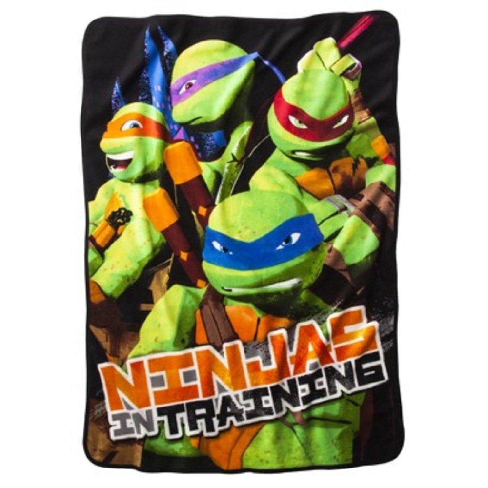 Teenage Mutant Ninja Turtles Micro Raschel Throw Blanket, Super Soft Micro Raschel Throw Blanket By Northwest