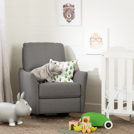 South S Cotton Candy Nursery Rocking Chair Multiple Finishes