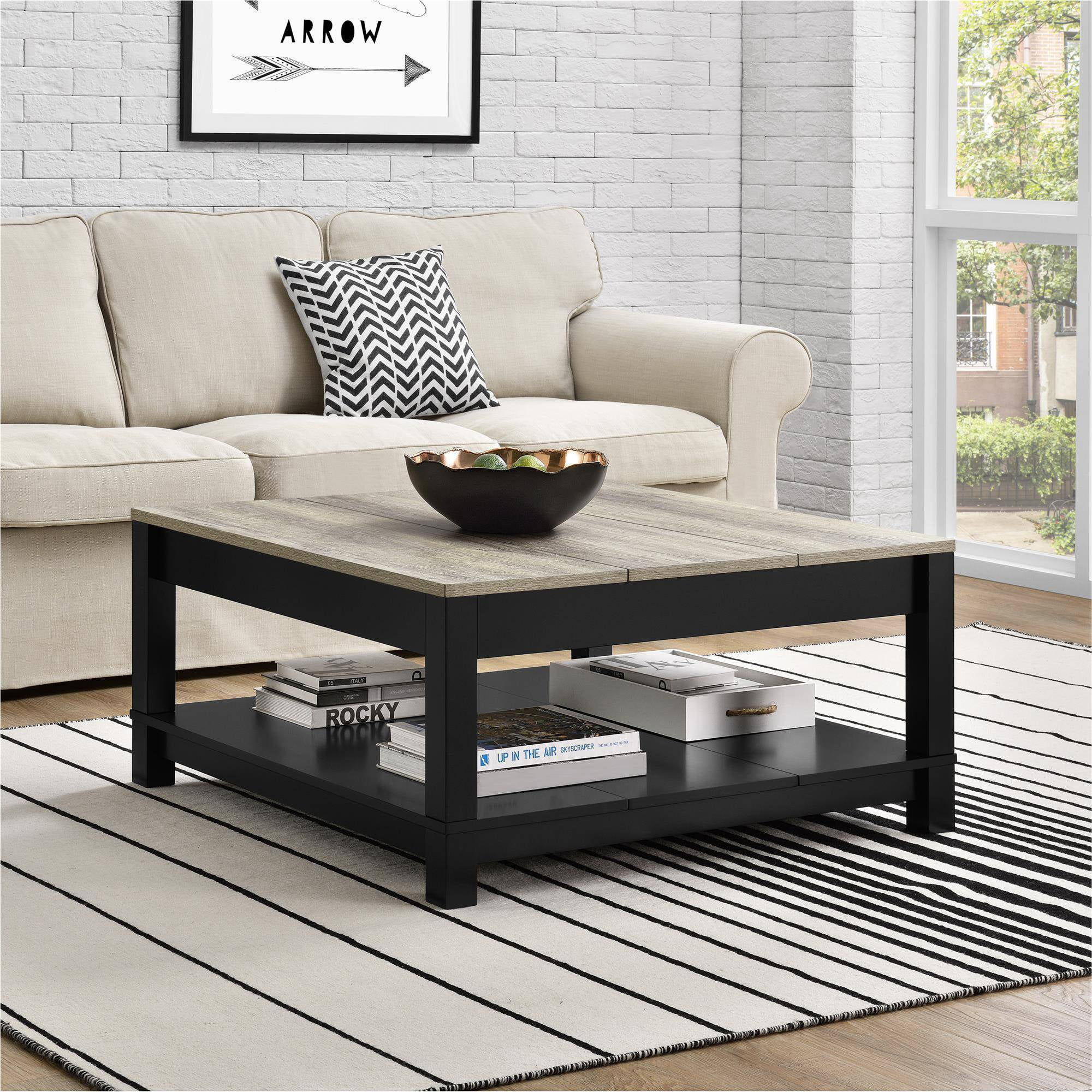 Better Homes and Gardens Langley Bay Coffee Table, Multiple Colors by Ameriwood Industries
