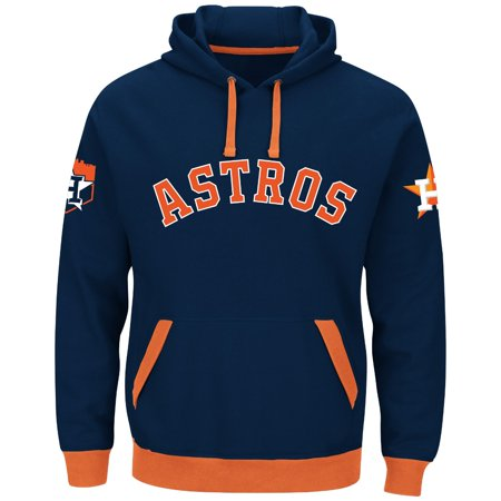 "Houston Astros Majestic MLB ""Third Wind"" Mens Hooded Sweatshirt by"