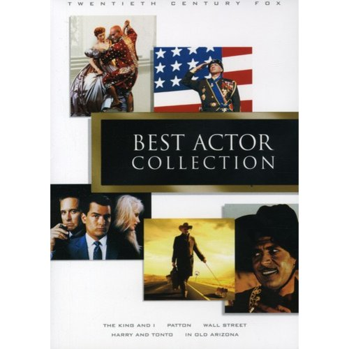 Best Actor Collection: Wall Street / Patton / Harry & Tonto / King And I / In Old Arizona