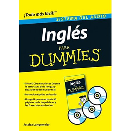 Ingles Para Dummies Audio Set (Programas Para Aprender Ingles Gratis Con Audio)