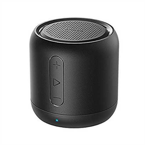 Anker Soundcore Mini Super Portable Bluetooth Speaker With 15 Hour Playtime 66 Foot Bluetooth Range Enhanced Bass Noise Cancelling Microphone Black Walmart Com Walmart Com