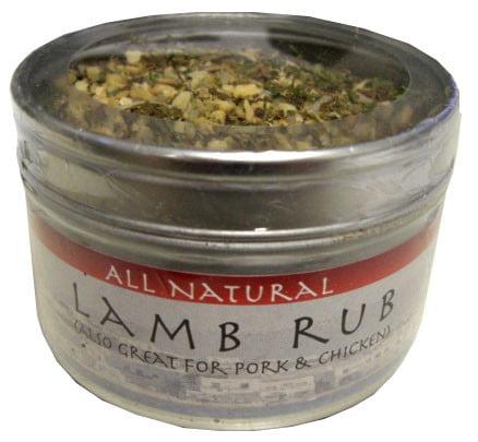 Lamb Rub, 1.5 oz (43g) can
