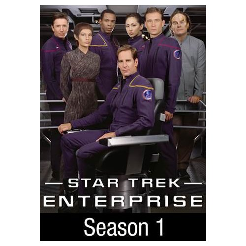Star Trek: Enterprise: Season 1 (2001)