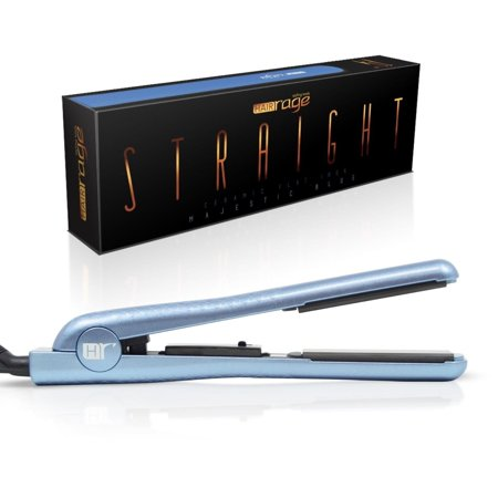 - Cortex USA INC. Hair Rage Pearlescent 1.25-inch Professional Tourmaline Flat Iron