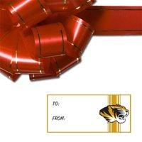 Missouri Tigers WinCraft Set of 10 Adhesive Gift Tags