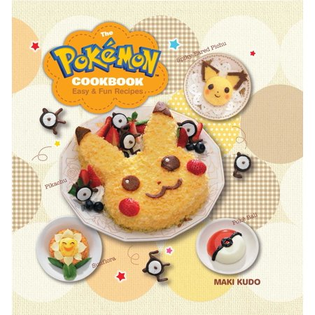 The Pokémon Cookbook : Easy & Fun Recipes
