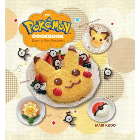 The Pokémon Cookbook : Easy & Fun Recipes (Fun Halloween Recipes Pinterest)