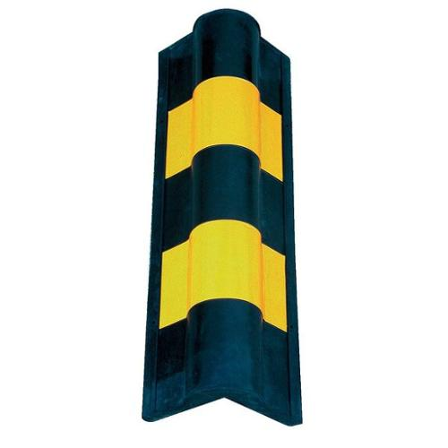 MRCG-20 Corner Guard, OAH20In, Molded Rubber by VALUE BRAND