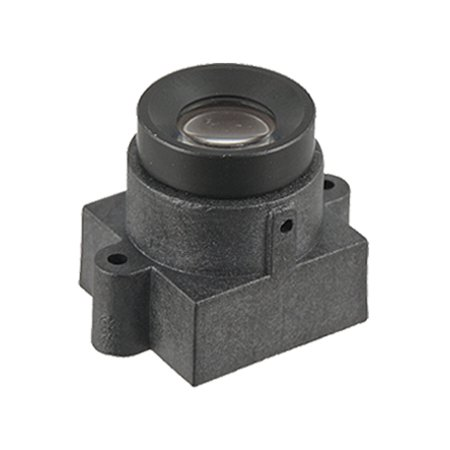 Unique Bargains F2.0 Aperture 12mm Mount Board Lens for CCTV Camera