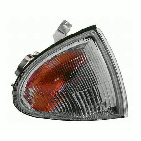 - 1993-1997 Honda Civic del Sol  Aftermarket Passenger Side Front Signal Lamp Assembly 33300SR2A02