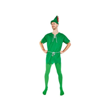 Adult Peter Pan Costume - Peter Pan Plus Size Costume