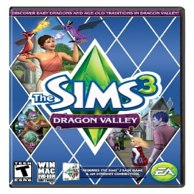 The Sims 3 Dragon Valley - PC/Mac