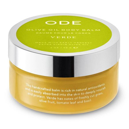 Verde Olive Oil Body Balm by ODE (2oz Balm)