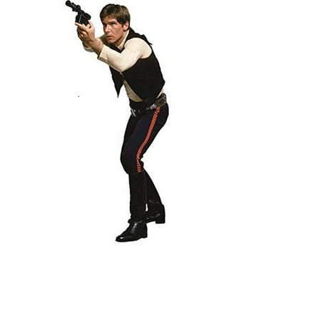 Star Wars Classic Han Solo Peel & Stick Giant Wall Decal - US/CAN/MEXICO