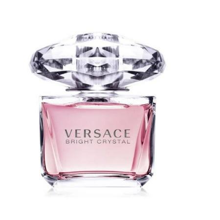 Versace Bright Crystal Eau De Toilette, Perfume for Women, 6.7 Oz