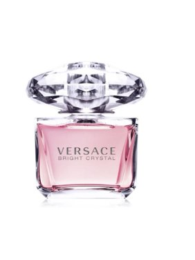 Versace Bright Crystal Eau De Toilette, Perfume For Women, 6.7 Oz
