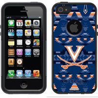 University of Virginia Tribal Design on OtterBox Commuter Series Case for Apple iPhone 5/5s