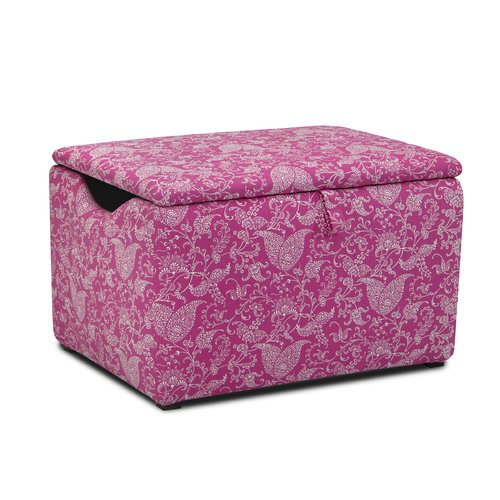 Kidz World Paisley Toy Storage Box