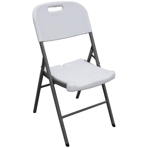 sandusky plastic folding chairs 4pack