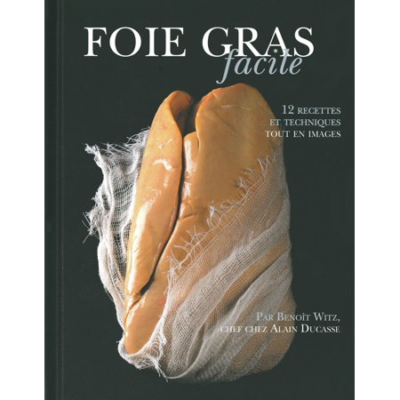 Foie gras facile - eBook
