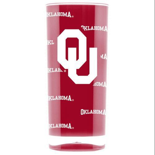 Oklahoma Sooners Tumbler - Square Insulated (16oz)