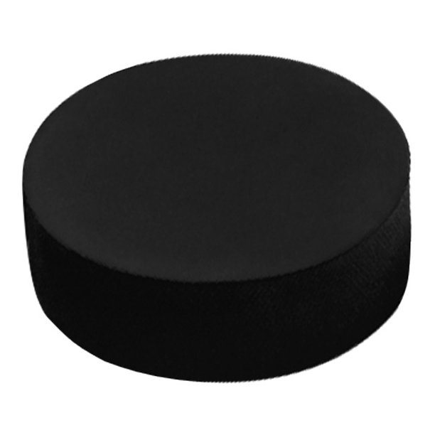 A&R Sports Sponge Hockey Puck, 1 Piece