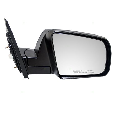 - Passengers Power Side View Mirror Heated Textured Replacement for Toyota Pickup Truck SUV 87910-0C181
