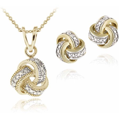 walmart jewelry necklaces top seller accent gold tone knot necklace 6512