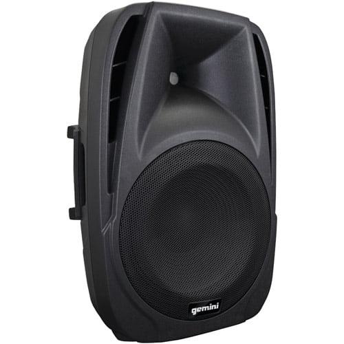 "Gemini ES-15BLU 15"" Active Loudspeaker with Bluetooth MP3"
