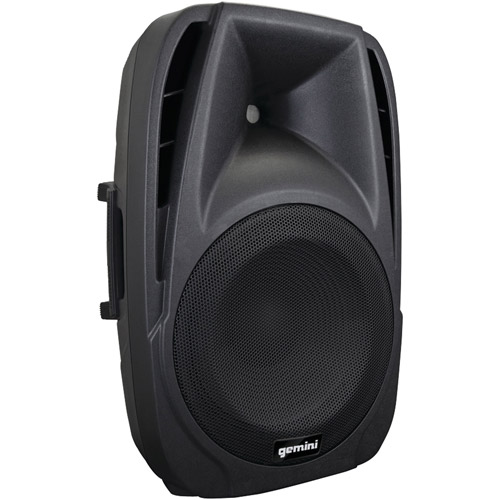 "Gemini ES-15BLU 15"" Active Loudspeaker with Bluetooth MP3"