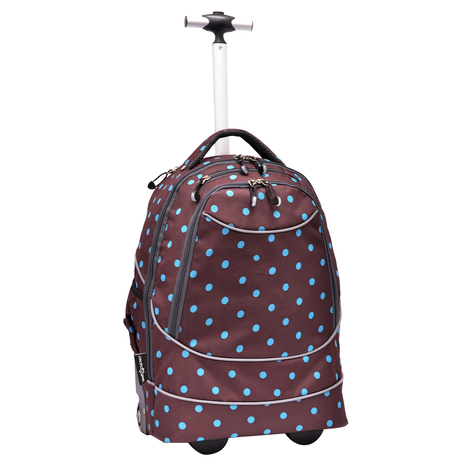 Traveler's Choice Pacific Gear Horizon Rolling Laptop Backpack