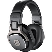 Sterling Audio S450 Studio Headphones with 45mm Drivers (Black)