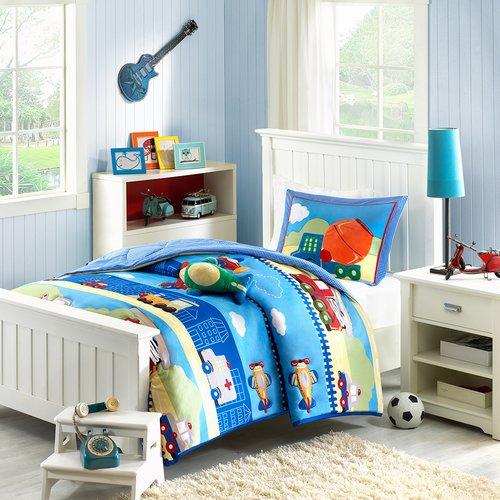 Zoomie Kids Alton Comforter Set