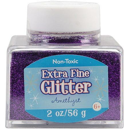 Extra Fine Glitter, 2 oz
