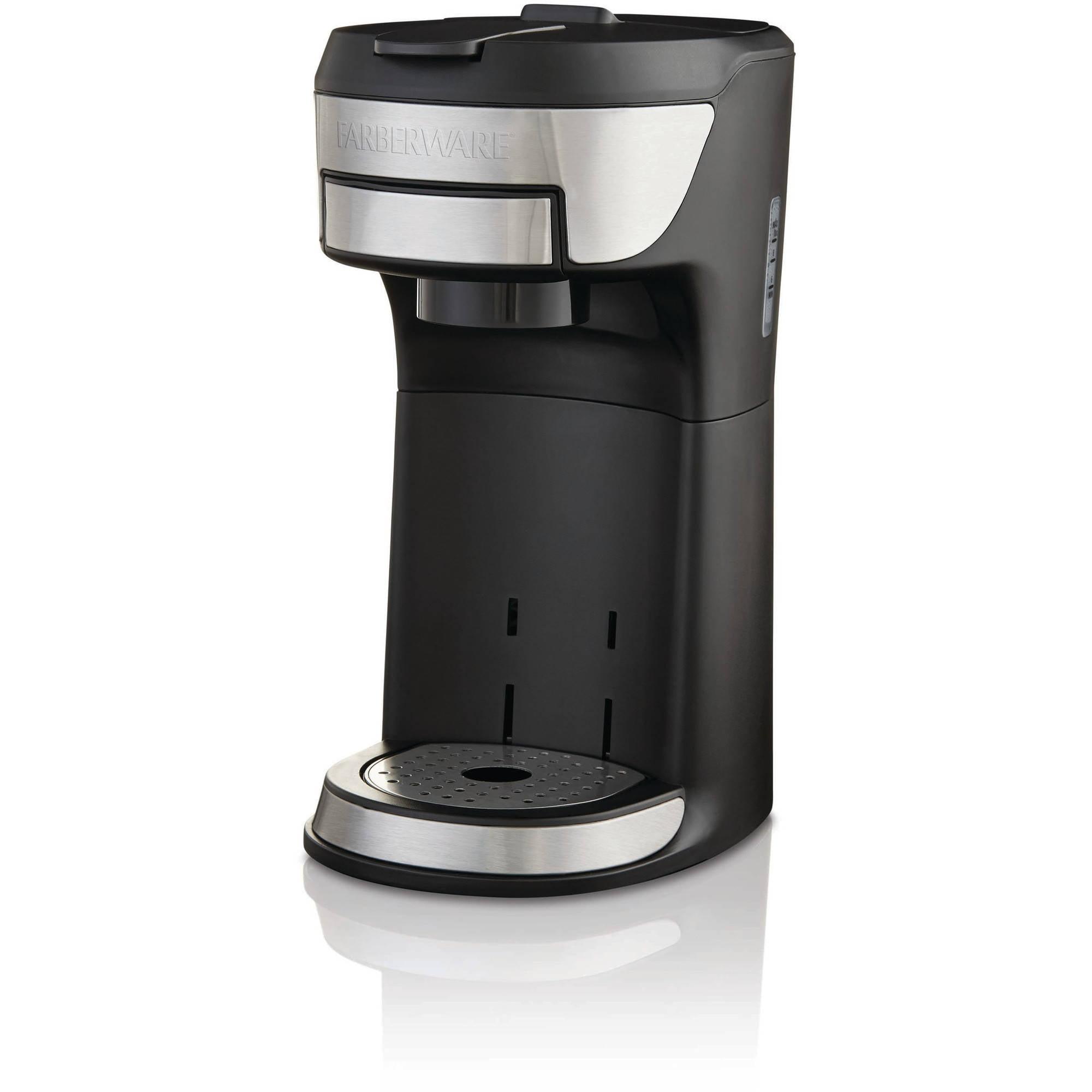 Farberware KCup SingleServe Coffee Maker Walmartcom