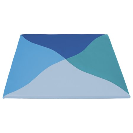 SoftZone® Twisty Triangles Activity Mat - Contemporary
