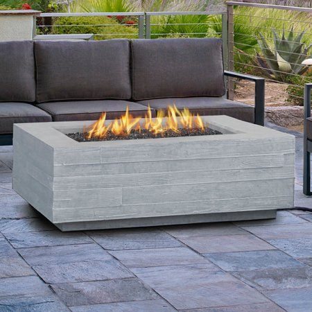 Real Flame Board Form Propane Outdoor Fire Pit Table - Real Flame Board Form Propane Outdoor Fire Pit Table - Walmart.com
