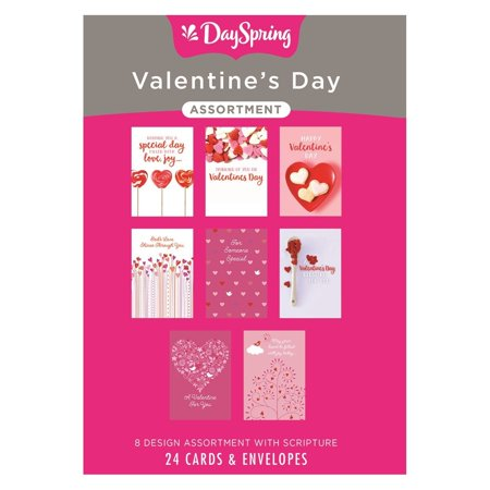 Valentine's Day - Inspirational Boxed Cards - Lovely for $<!---->
