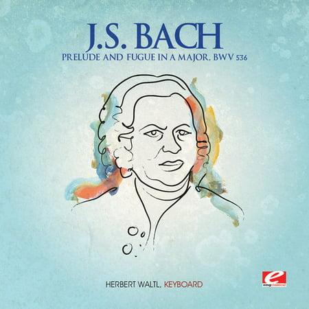 Prelude and Fugue in a Major (CD) (Mendelssohn Prelude And Fugue In G Major)