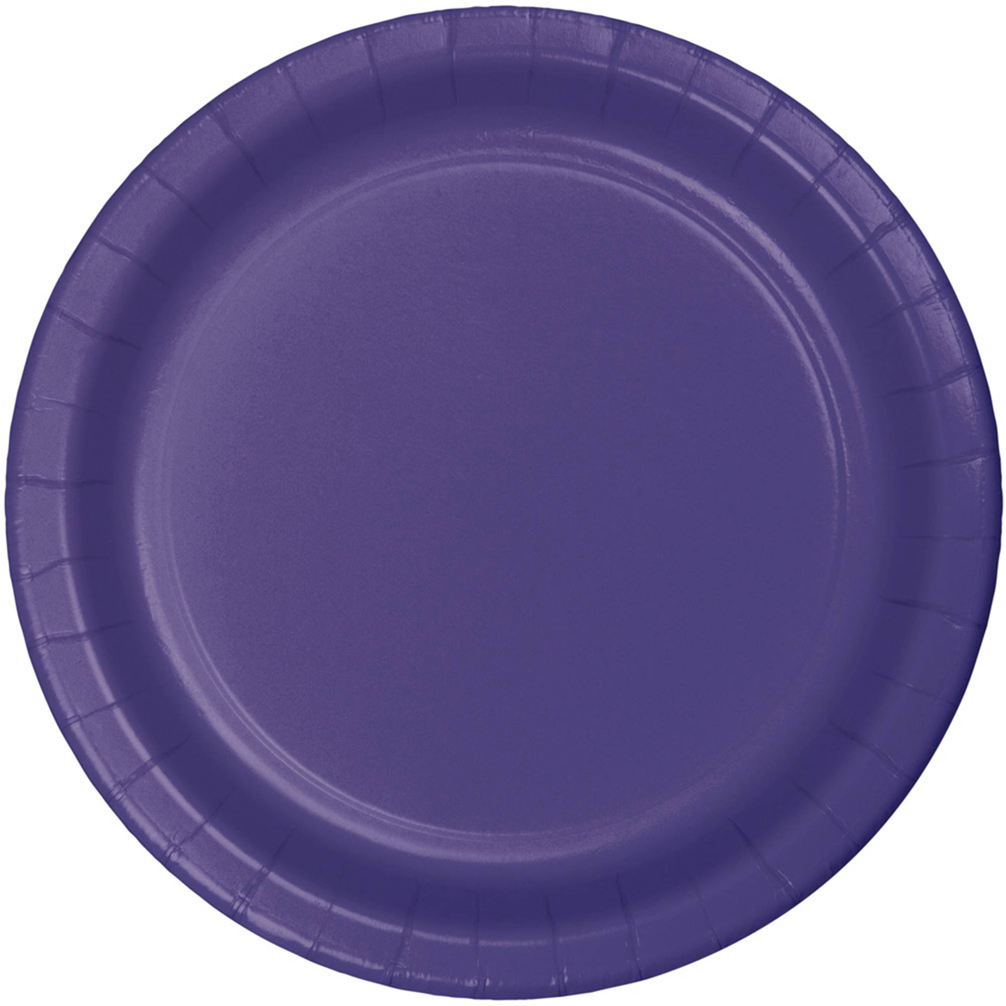 Purple Plates, 8pk