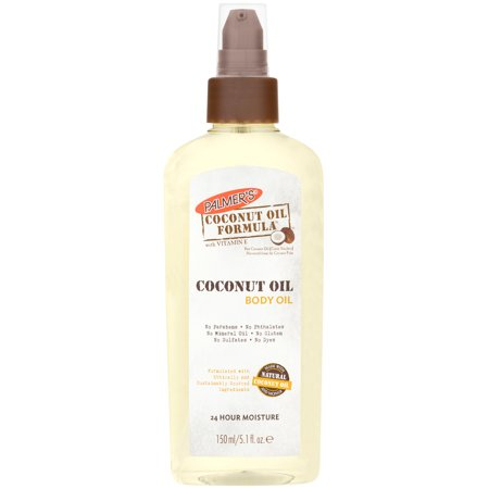 703ed7abb5cc Palmer's Coconut Oil Formula Coconut Oil Body Oil, 5.1 FL OZ
