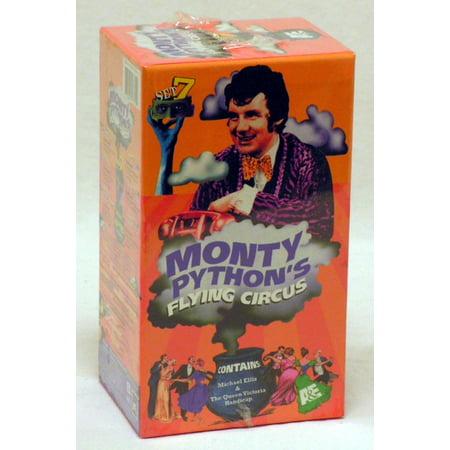 Monty Python Flying Circus Season 4 ~ Episodes 40-45 ~ Three VHS Tape Box Set - Halloween Vhs Box Set
