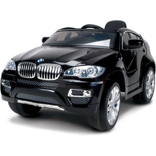 Huffy BMW X6 6-Volt Battery-Powered Ride-On