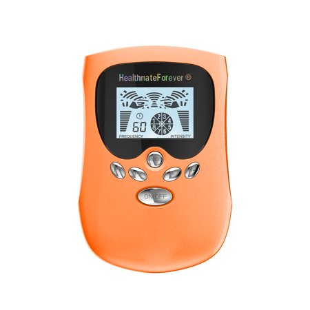 HealthmateForever PM8 TENS Muscle Recovery & Pain Relief Therapy (Orange)