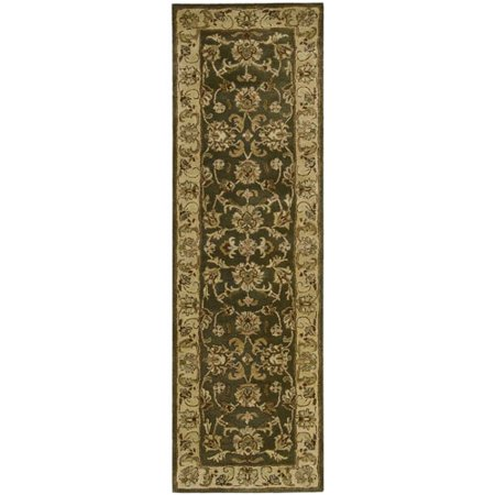 Jaipur Green - Nourison Jaipur Collection Rug, Green
