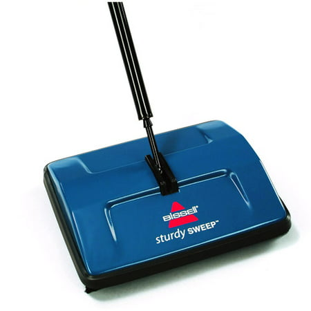 Bissell Sturdy Sweep Cordless Floor Cleaner, (Floor Sweeper)